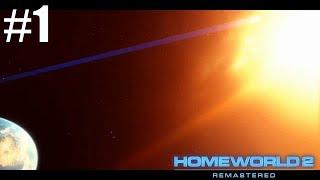 Homeworld 2 Remastered Gameplay Part 1 - We`re Back!