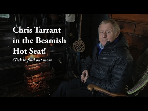 Chris Tarrant in the Beamish Hot Seat!