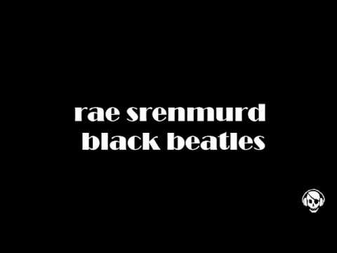 Rae Srenmurd-Black Beatles (video lyrics)