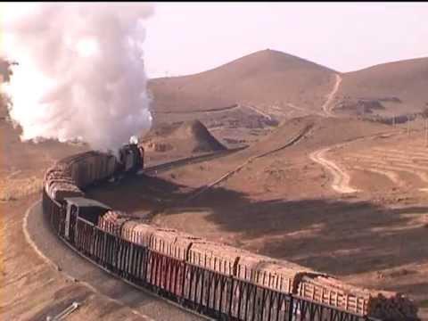 China - JiTong Railway 2003 (Part 1)