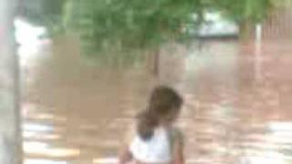 inundacio0n del rio fuerte los mochis
