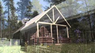 Stolle Meadows Cabin On The Boise National Forest In Idaho