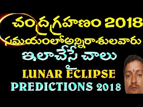 Century's Longest Lunar Eclipse On 27-28 July 2018: Blood Moon 2018