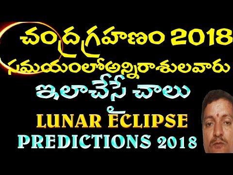 Century's Longest Lunar Eclipse On 27-28 July 2018: Blood Moon 2018