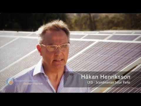 Scandinavian Solar Parks 2018