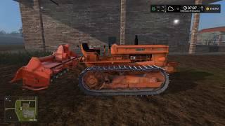 Farming Simulator 2017   Presentazione  Fiat 805c gameplay# screenshot 1