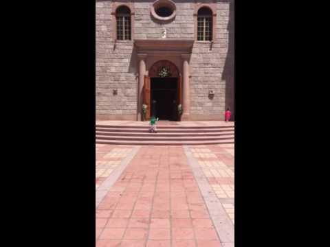 Church Time in La Paz - 6-2016