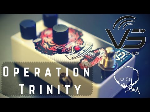 VS Audio - Operation Trinity