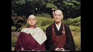 A la rencontre de Maître Taisen Deshimaru