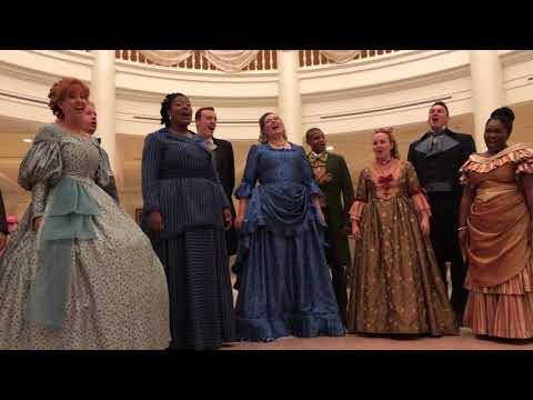 """Voices Of Liberty Sing """"Strike Up The Band"""", August 2019"""