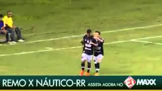 REMO X Nautico-RR WELTON DE CABEÇA COPA VERDE