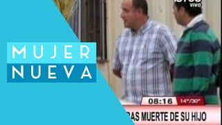 El drama de Javier Margas tras la muerte de su hijo