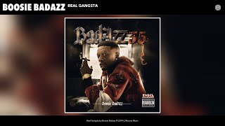 Watch Boosie Badazz Real Gangsta video