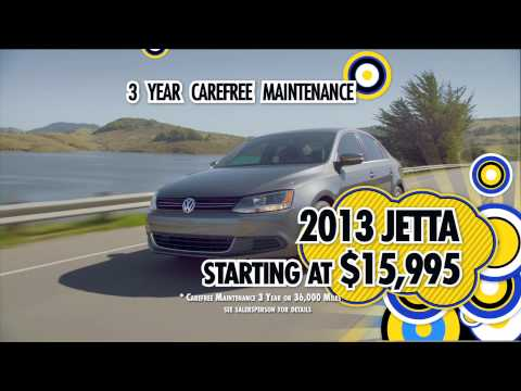 $15,995 Jetta from Bob King VW