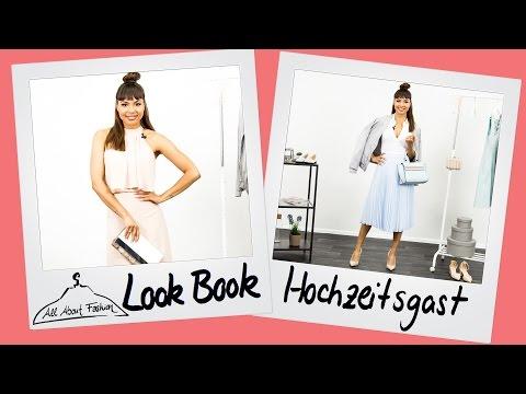 Hochzeitsgast Outfit: Lookbook