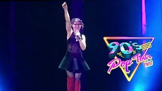 lynda   gira que gira  90s pop tour  multicamara