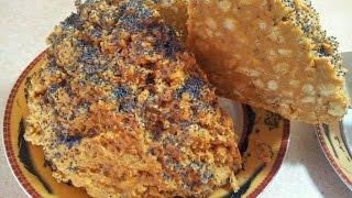 Торт Муравейник. Рецепт приготовления муравейника(Это мой самый любимый торт. Его можно готовить как из остатков пиченюшек так и самом приготовить. Он очень..., 2015-01-26T07:40:35.000Z)