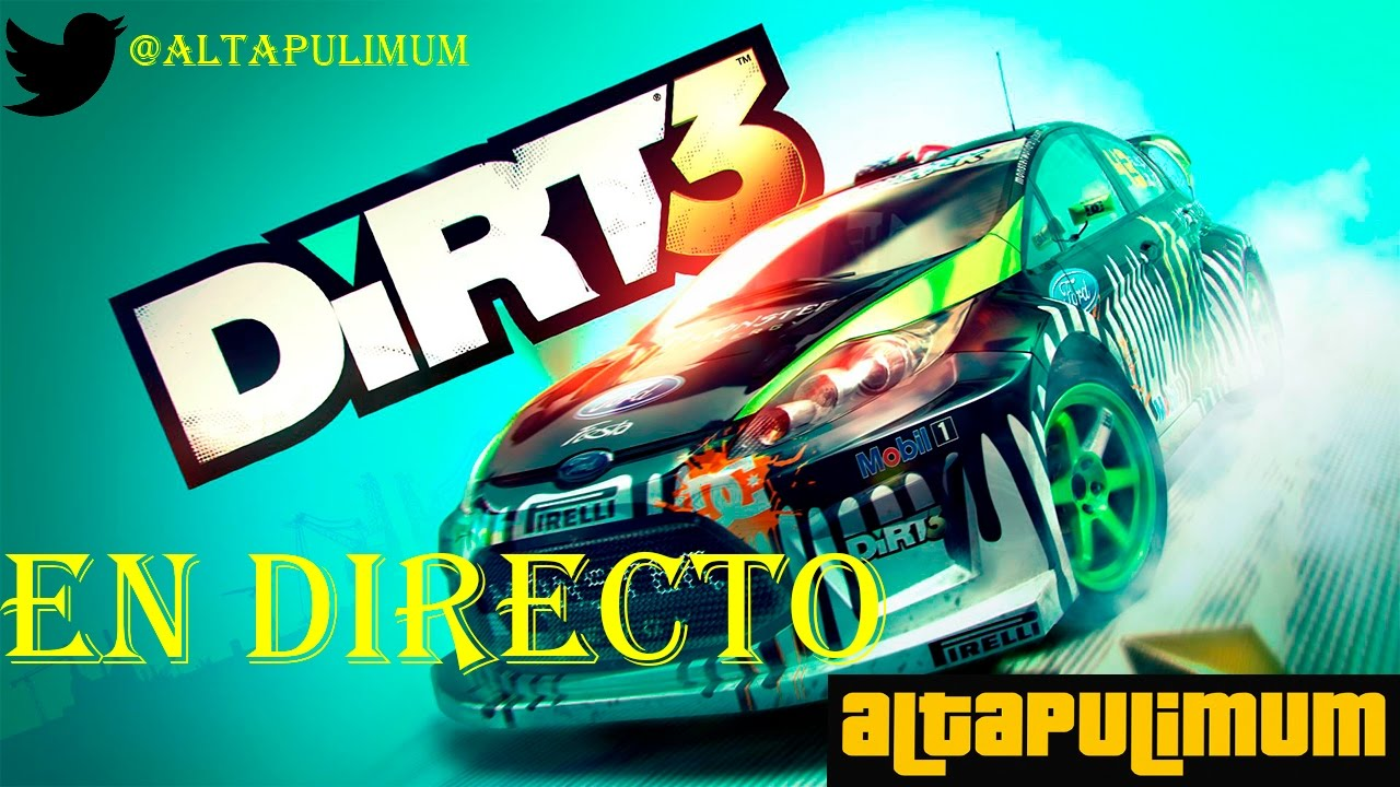 dirt 3 complete edition a tope 60 fps youtube. Black Bedroom Furniture Sets. Home Design Ideas