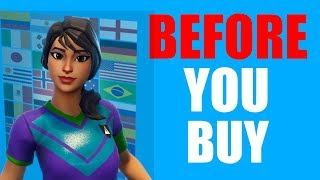 Clinical Crosser (Fortnite + Countries) Before You Buy/Review - Fortnite Skins