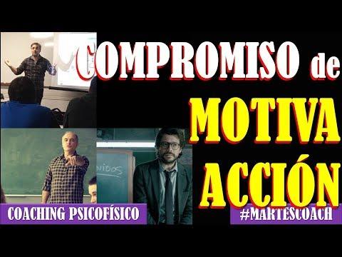 Compromiso de Motiva-acción #MartesCoach