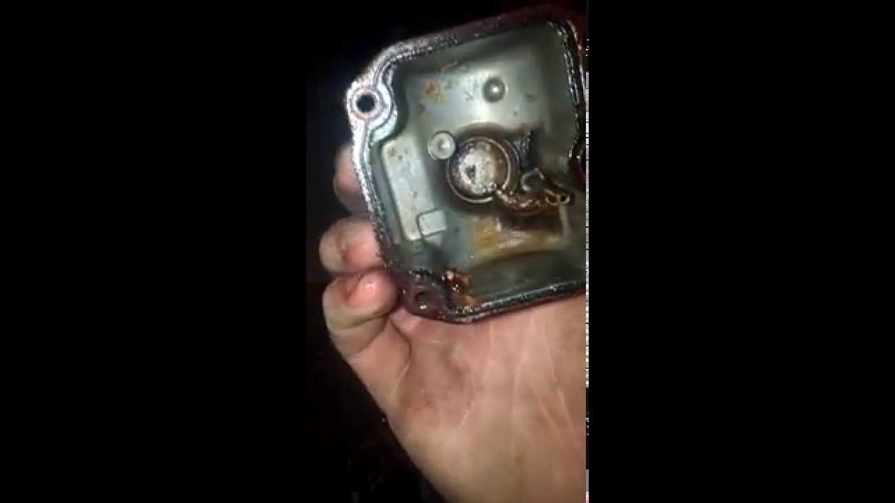 Carburetor Of A Yamaha 250 Timberwolf
