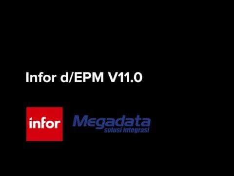 Infor depm - Enterprise Performance Management