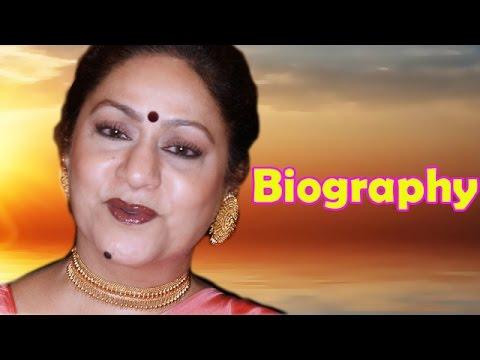 Aruna Irani - Biography