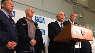 NYPD Commissioner on Fatal Shooting of NYC Officer