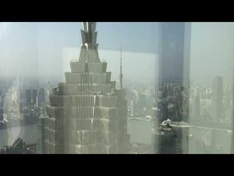 Park Hyatt Shanghai Diplomat Suite 8525 - Fantastic!