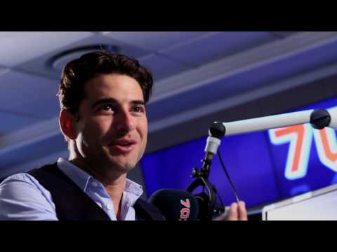 Friday Stand-In Gil Oved
