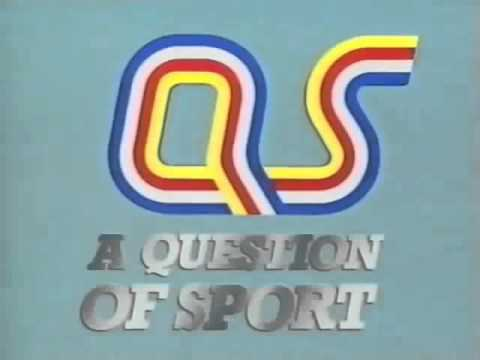 A Question Of Sport Theme ( Stereo )