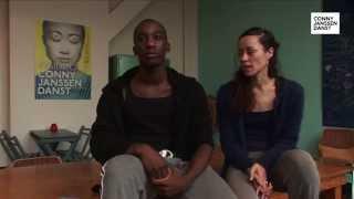Backstage Report #2 - INSIDE OUT Conny Janssen Danst - De dansers