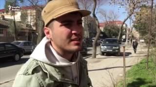 Mehman Hüseynov məhkəməyə gətirildi