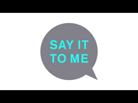 'Say It To Me (Offer Nissim remix)' (Official Audio)