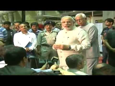 Prime Minister Dedicates URI-II Power Station (240 Mw) To The Nation