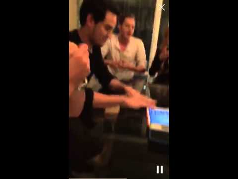 Shadowhunters cast playing