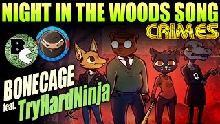 NIGHT IN THE WOODS SONG