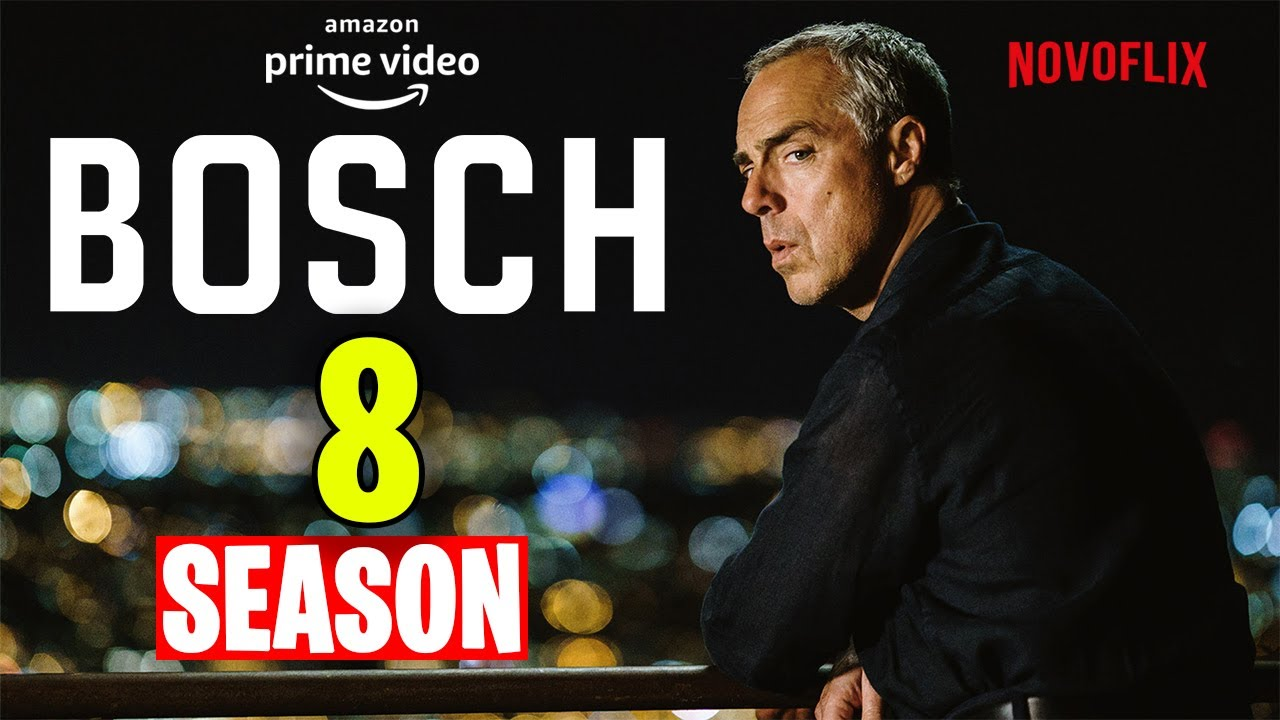 Bosch Season 8 release date, cast, trailer, synopsis, and more - YouTube