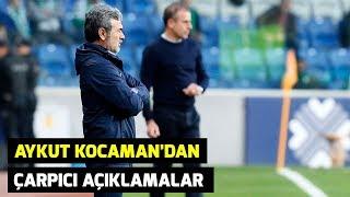 Süper Lig | Başakşehir- Atiker Konyaspor: 2-0 Maçın Ardından #aykutkocaman