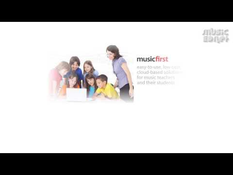 MusicFirst Online Classroom - Creating a Lesson