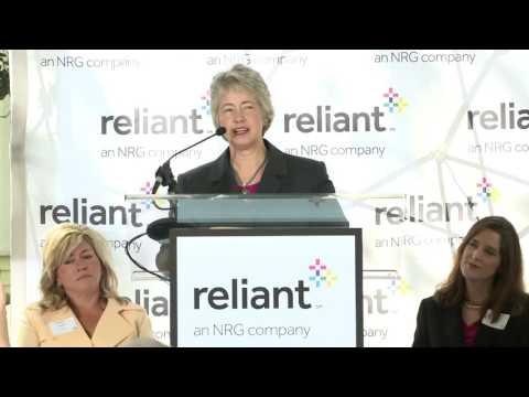 Reliant Energy  Innovation Avenue PR Day Montage