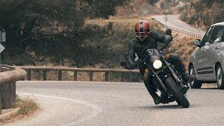 Harley-Davidson Street Rod 750 - motortest