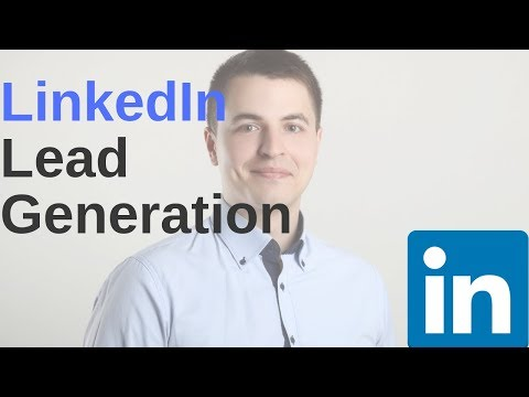 LinkedIn Lead Generation (without producing content)
