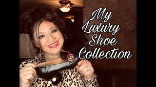 My Luxury Shoe Collection 2019