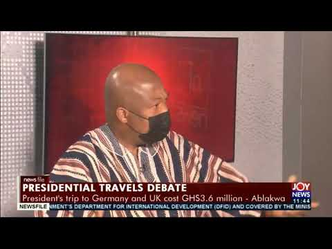 Presidential debate: Akufo-Addo is not fulfilling his promise to protect public purse - Ablakwa