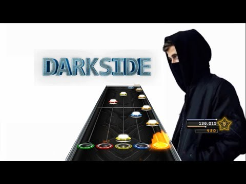 Allan Walker - Darkside EXPERT Chart Preview | Cover By Cole Rolland