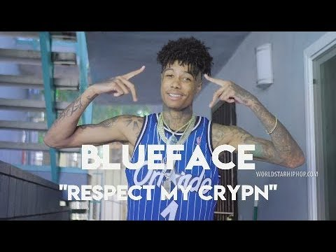 """Blueface """"Respect My Crypn"""" (Official"""