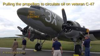 """""""That's All, Brother"""" C-47 Ride Along at SUN 'n FUN 2019"""