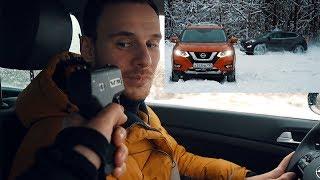 КРОССОВЕР до 2 млн: Nissan X-Trail vs Хендай Туссан 2019