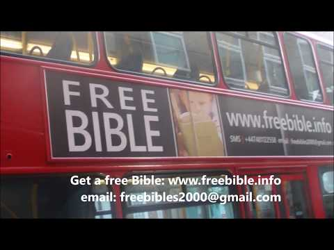 Free Bible Hard Copy with commentary post free - YouTube